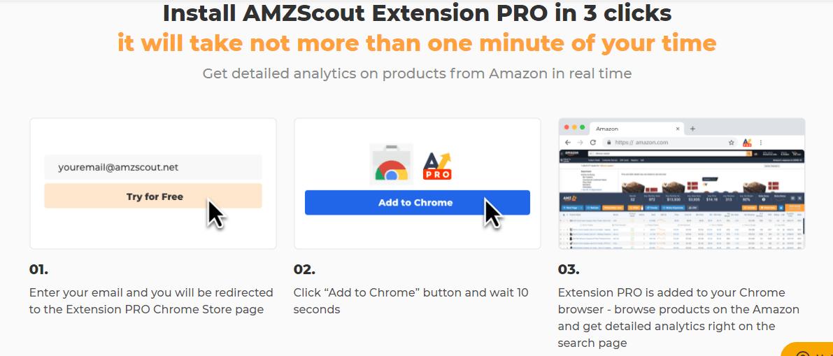AmzScout Chrome Extension- Jungle Scout vs Amzscout