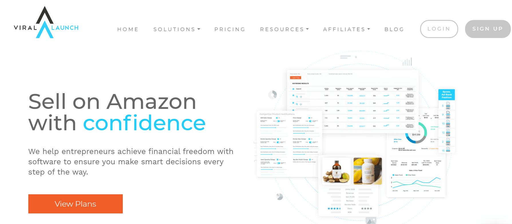 Best Amazon Listing Optimization Tools - viral-launch